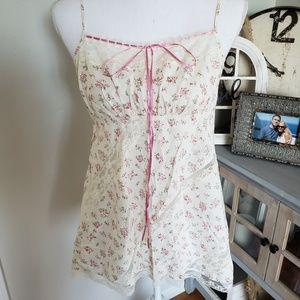 Victoria's secret chemise